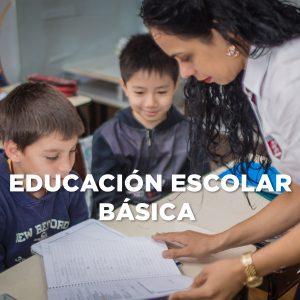 Educación Escolar Básica
